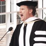 Will Ferrell singing Whitney Houston at USC graduation is exactly what we need right now.