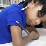 7-year-old with no hands enters handwriting competition, her submission leaves judges amazed.