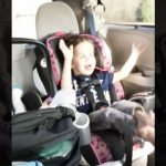 This little boy is blind and deaf. Watch his reaction to feeling the wind in his face.