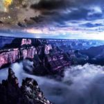 This rare phenomenon captured by photographers at the Grand Canyon is a must-see.