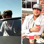 Man saves goose and releases her in the wild. Then she flies back and refuses to leave him.