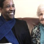 She gave Denzel Washington his first library card. 50 years later, he thanks her with birthday surprise.