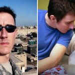 A soldier on the verge of death rescues a kitten with no hope. Then, the kitten rescues him.