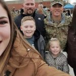 Stranger buys soldier's $350 plane ticket so he can see family for Memorial day weekend.