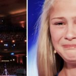 Judges confused when young girl walks out with stuffed animal, by the end they had her in tears…