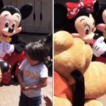 Mickey and Minnie realize he's deaf. Now watch his surprise when they use sign language.