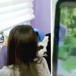 12-year-old is home alone, then secretly takes chilling footage of a stranger to show cops.