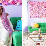 Woman who considers herself as a unicorn showcases the most colorful home you may have seen.