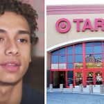 Teen notices creepy man at Target moving closer to little girl, then his gut says 'Stop him now'.