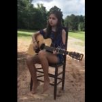 Gifted 13-year-old becomes viral star with incredible cover of 'Go Rest High on That Mountain'.