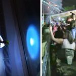Entire city comes together every single night, cheers up hospitalized children with 'good night lights'.