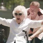 The Internet is loving Macklemore's gift to his grandma on her 100th birthday.