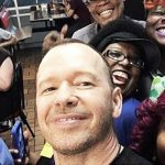 Donnie Wahlberg left a $2,000 tip at Waffle House for the best reason