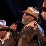 3 cowboy crooners prove talent knows no age with 'Bring It On Home To Me'.