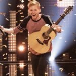 'The next Ed Sheeran' gets golden buzzer after performing original song with a powerful message.