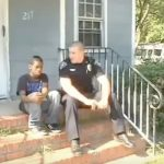 Teen calls 911 about running away from home, then cop sees his bedroom and jumps into action.