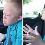 Boy with Down syndrome belts Whitney Houston song and becomes Internet sensation.