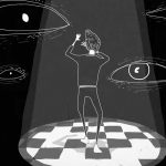 A powerful animation by an Italian artist makes a great point about fear and anxiety.