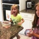 Parents adopt a baby, but didn't tell their kids until they brought her home. Their reactions are priceless.
