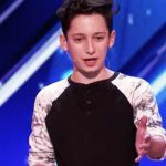 Young magician on 'America's Got Talent' goes viral despite elimination.