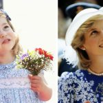 Take a look at Princess Diana's childhood home video… her resemblance to Princess Charlotte is astonishing.