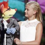 Singing 12-year-old ventriloquist amazes again on 'America's Got Talent'.