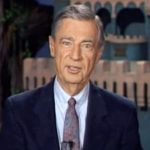 Mr. Rogers talks about a time he said 'I'm sorry' and how thankful he was for doing it.