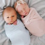 Newborn twin has just 11 days to live. Parents take a precious photo to cherish his memory.