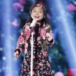 Cute little girl sings 'When You Believe' and her powerful voice will shock you.