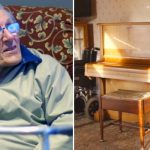 Old man in nursing home can't stop shouting, they bring him a piano and he instantly transforms.