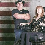 Veteran designs tankchair for paralyzed wife, now she can go camping with family again.