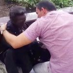 While helping homeless man, he uncovers truth about him that leads to an emotional ending.