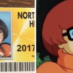 This high school let seniors wear costumes for their student IDs and their pics just won the Internet.