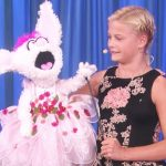Darci Lynne charms 'The Ellen DeGeneres Show' with astonishing Ella Fitzgerald cover.