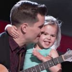 4-year-old YouTube star and dad makes 'Voice' debut.