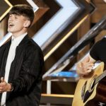 Irish brothers amaze judges with fresh twist on Bob Dylan classic.
