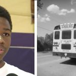 Student who notices school bus driver shaking at the wheel becomes hero for stopping the bus.