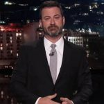 Jimmy Kimmel, openly weeping, begs America to address mass shootings.