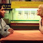 A geeky guy takes his date to an Indian restaurant. To his horror, she goes off-menu in Hindi.