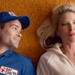 A cable guy goes to a lonely woman's home to fix her TV… and gets more than he bargained for.