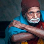 He took a camera to a sacred site in India. And what he recorded is hauntingly beautiful.