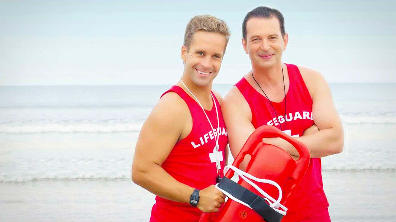 Trust Me, I'm a Lifeguard by Tyler Hollinger